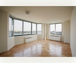 FANTASTIC 2 Bedrooms, 2 Marble Bathrooms,on the Upper East Side.  Granite Kitchen Counter tops with ALL WHITE Appliances, Hardwood Floors,Spectacular Open Views in a 24 hr Doorman Building