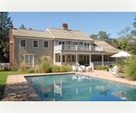 SAG HARBOR 5 BED WITH POOL ON 1.3 ACRES WITH POOL