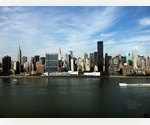 Long Island City 1 Bedroom / 1 Bath. Manhattan and East River Views. Quick Commute to Grand Central, Bryant Park, Times Square. No Broker Fee.