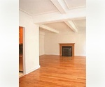Huge, Newly Renovated, Light Filled 2 Bedrooms/2 Bathrooms with Fireplace & Extra High Ceilings!