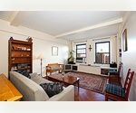 Two Bedroom in Charming UWS Doorman Building- Short Term Furnished
