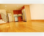 GOGEOUS 3BR/2BA TOWNHOUSE HI CEILNGS SS KITCHEN W/D PRIME WEST VILLAGE