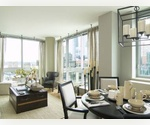 Spacious 1 Bedroom Penthouse, 1 Bathroom in Midtown West. Stainless Steel Appliances, Granite Counter tops, Hardwood Floors. AMAZING VIEWS! 2 Blocks from the Train Station