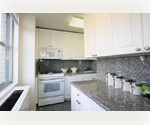 Beautiful 1 Bedroom, 1 Marble Bathrooms, in the Upper West Side, King Sized Master Bedroom, Windowed Kitchen with Granite Counter tops, Tons of Closet Space, Great Views!!